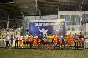 Đà Nẵng: Cộng đồng phần mềm tổ chức giao lưu bóng đá