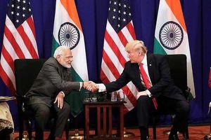 Thương chiến với Trung Quốc, Mỹ tìm đến 'đồng minh' Ấn Độ