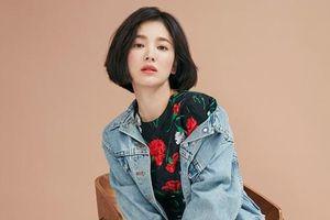Dàn mỹ nhân nổi tiếng Hàn Quốc trẻ hơn nhờ tóc ngắn cá tính