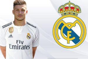 Những pha làm bàn đẳng cấp của tiền đạo vừa gia nhập Real Madrid