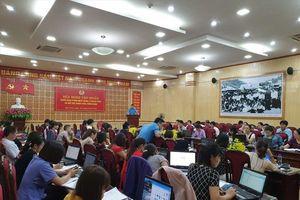 Sơn La: LĐLĐ huyện Mộc Châu tập huấn cho 150 cán bộ công đoàn chủ chốt