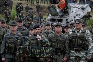 Nga làm tan rã 'liên minh Mỹ' muốn can thiệp Venezuela?