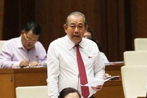 Phó Thủ tướng Thường trực nói về khắc phục gian lận thi cử