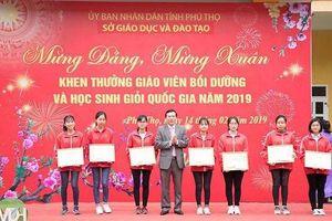 Giáo dục mũi nhọn ở Phú Thọ