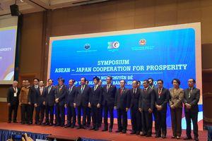 Hợp tác ASEAN-Nhật Bản vì sự thịnh vượng