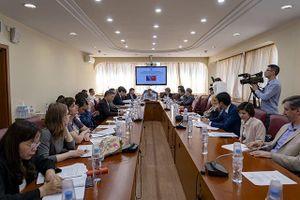 Hội thảo khoa học quốc tế về 'Hợp tác Nga - Việt trong bối cảnh toàn cầu hóa kinh tế'