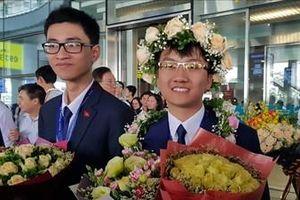 Cậu học trò 'vàng' của tỉnh Bắc Giang