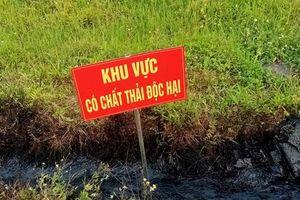 Mương nước chất thải độc hại ở Hải Phòng: Phải mạnh tay xử lý!