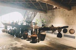 Bên trong Bảo tàng cà phê độc nhất VN có gì hot?