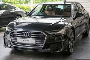 Chi tiết Audi A6 thế hệ mới giá từ 3,28 tỷ Malaysia