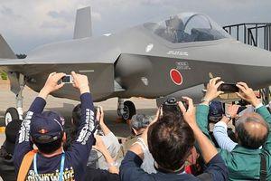 Nhật lo ngại lộ bí mật quân sự sau tuyên bố dừng tìm kiếm máy bay F-35A