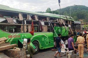Nguyên nhân xe khách lao xuống sông ở Thanh Hóa: Do tài xế buồn ngủ
