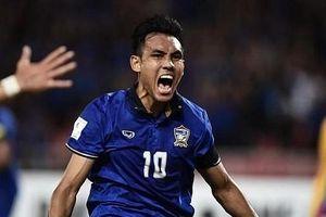 Đội trưởng tuyển Thái Lan: Không phải giao hữu, trận đấu với đội Việt Nam là danh dự và phẩm giá