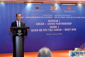 Phiên thảo luận về Tổng quan Quan hệ Đối tác ASEAN - Nhật Bản