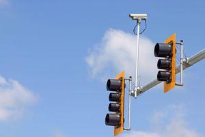 Bang Texas cấm camera tại cột đèn giao thông