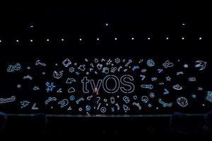Apple cập nhật tvOS và Apple TV