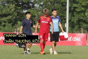 Hòa Viettel 0-0, U.23 Việt Nam có nguy cơ mất Thanh Sơn vì chấn thương