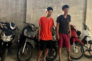 'Con nghiện' dùng búa đập kính hàng loạt ô tô trộm tài sản trong đêm