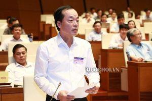 Bộ trưởng Xây dựng: Xử lý sai phạm 8B Lê Trực là trách nhiệm của Hà Nội