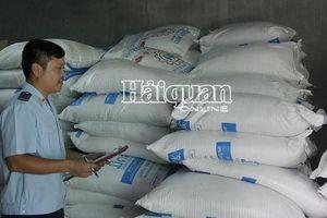 Quảng Trị: Thu giữ 5 tấn đường kính do Thái Lan, Lào sản xuất