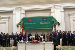 Biểu thuế ưu đãi Việt Nam - Campuchia: Sẽ có 32 mặt hàng thuế suất 0%