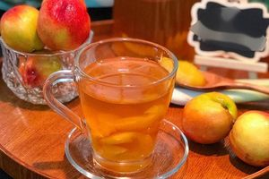 Công thức làm trà đào ngon như ngoài hàng khiến chị em 'phát cuồng'