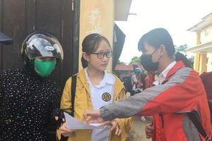 Thi vào lớp 10: Quảng Bình quyết định tổ chức thi lại môn Ngữ văn