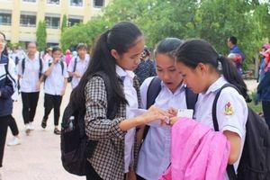 Hơn 6.400 thí sinh thi lại môn Ngữ Văn vào lớp 10 vì sự cố ở Quảng Bình?