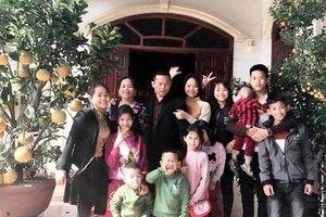 Cuộc sống nhộn nhịp của cặp vợ chồng có 15 người con ở Nghệ An