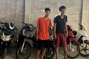 Hà Tĩnh: Con nghiện 'cõng' 4 tiền án đi trộm tài sản