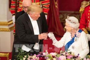 Nữ hoàng Anh: Tổng thống Mỹ D.Trump có 'mối liên quan' đặc biệt với Anh