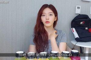 Đắng lòng với bí quyết giảm cấp tốc 3 kg trong 5 ngày của Chanmi (AOA)