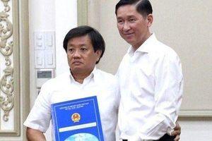 Chủ tịch Nguyễn Thành Phong nói gì về việc ông Đoàn Ngọc Hải xin từ chức?