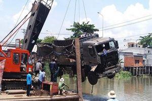 Đồng Tháp: Cầu BOT sập chưa khắc phục hậu quả