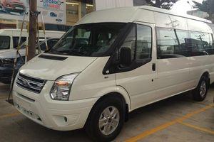 Hơn 1.300 xe Ford Transit lắp tại Việt Nam bị triệu hồi