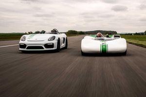 Không có nhiều người biết được sự tồn tại của chiếc Porsche này