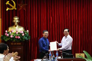 Bộ Nội vụ: Công bố và trao Quyết định bổ nhiệm Vụ trưởng Vụ Công tác thanh niên