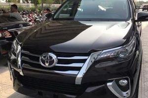 Toyota Fortuner lắp ráp trong nước ra mắt trong tháng 7 - Cú 'knock out' từ Toyota Việt Nam?