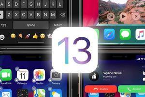 iOS 13 chính thức ra mắt, tăng tốc độ mở ứng dụng và thêm nhiều tính năng