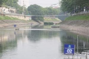 Sông Tô Lịch dần lấy lại sức sống nhờ công nghệ Nhật Bản
