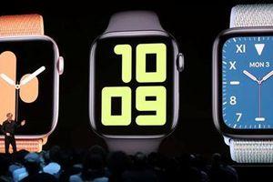 Người dùng Apple Watch chuẩn bị được cập nhật lên watchOS 6