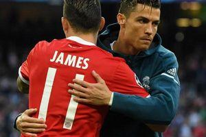 Chuyển nhượng 4/6: Juventus 'rút ruột' MU, Ronaldo muốn tái ngộ James
