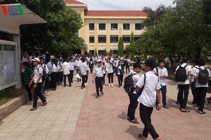 Hơn 6.400 thí sinh Quảng Bình sẽ thi lại môn Văn kỳ thi vào lớp 10