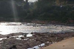 Phát hiện thi thể người đàn ông tại cầu ngầm Thác Trà (Lạng Sơn)