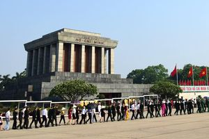 Tạm ngừng tổ chức lễ viếng Chủ tịch Hồ Chí Minh, lễ tưởng niệm các Anh hùng liệt sĩ