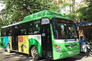 Sẽ có thêm 4 tuyến xe buýt sử dụng nhiên liệu sạch trong quý III-2019