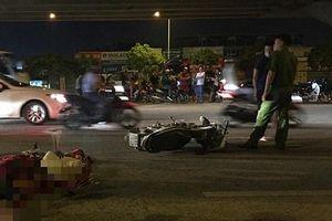 Điều tra vụ tai nạn giao thông khiến một người tử vong trong đêm