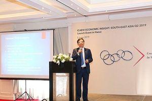 ICAEW: GDP của Việt Nam có thể tăng 6,7% trong năm 2019