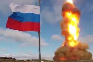 Nga thử thành công vũ khí bí mật mới