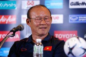 HLV Park Hang-seo: Tôi từng mơ chơi King's Cup nhưng...